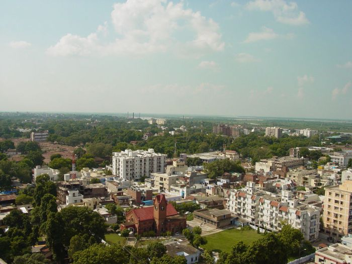A view of Kanpur