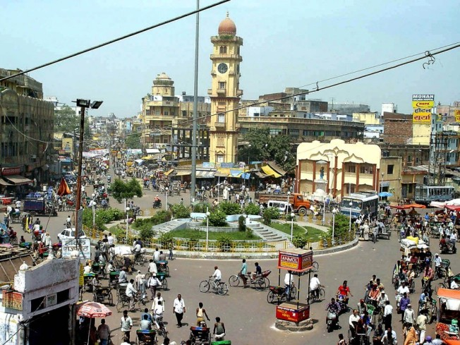 Kanpur city