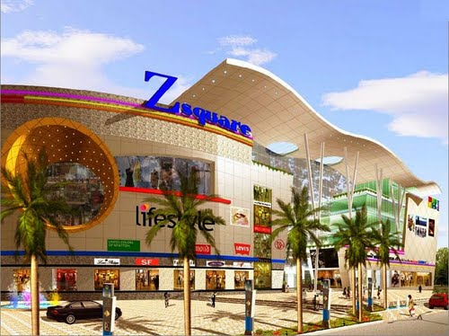 Z-Square Shopping Mall in Kanpur