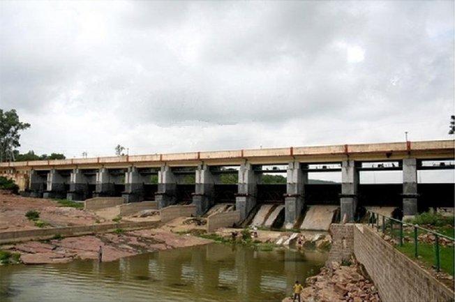 Bhadbhada Dam In Bhopal