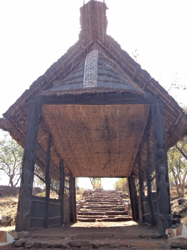 Design of ancient hut