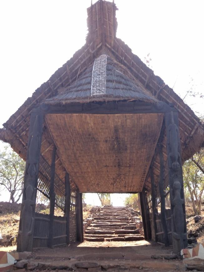 Design of ancient hut