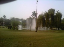Fountain-motijheel