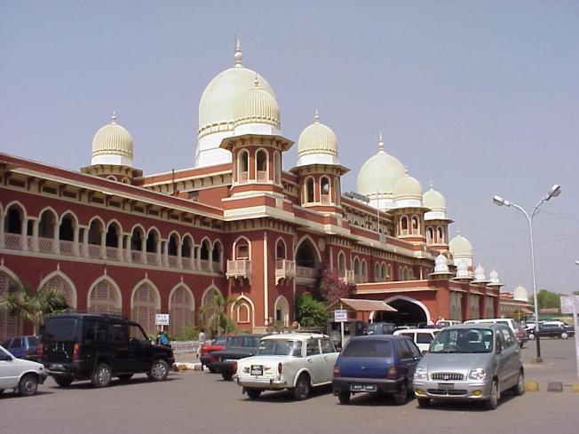 Kanpur Railway Station