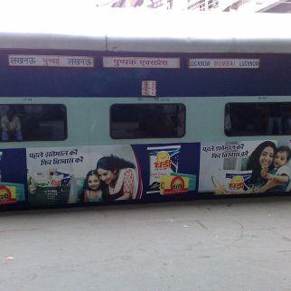 Pushpak Express Train