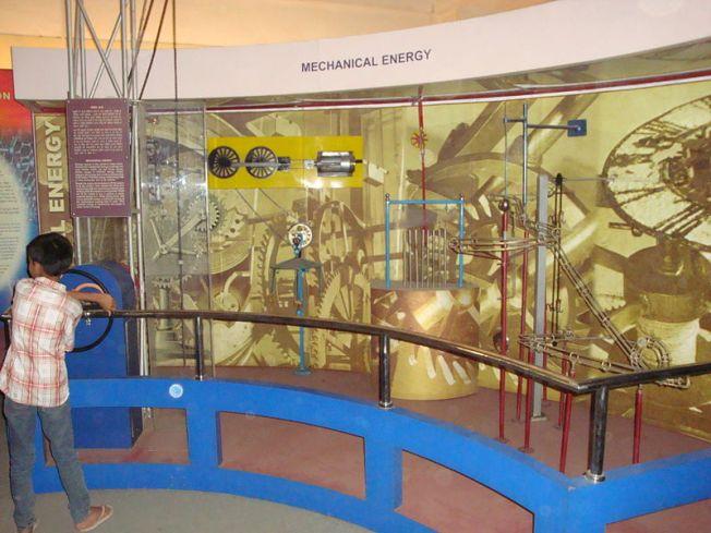 Mechanical Energy -Rube Goldberg Machine