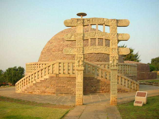 Stupa No-3 Sanchi