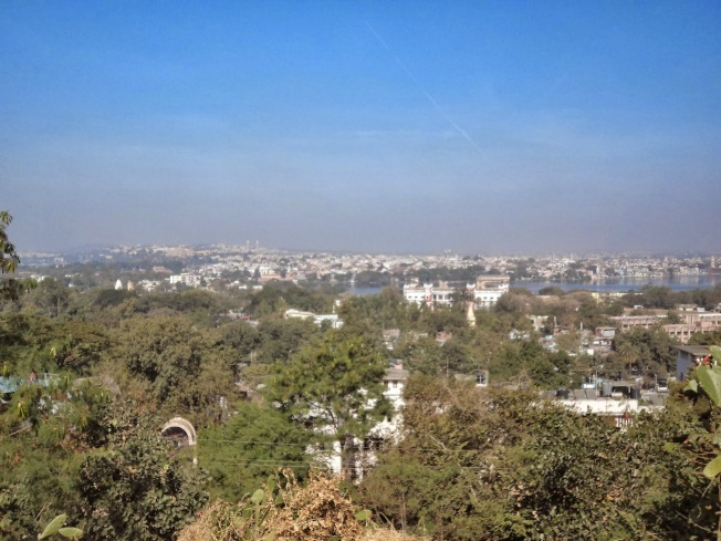 View of Bhopal
