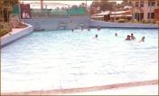 Wave Pool At Kanha Film City