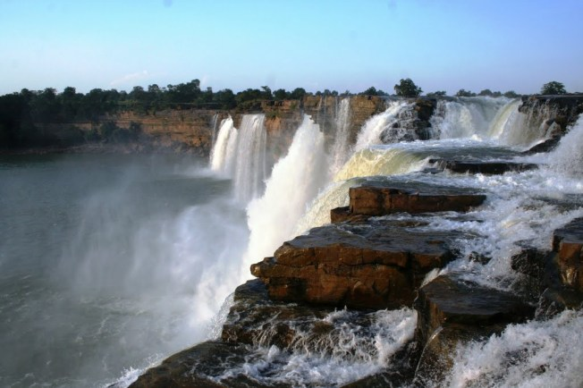 Chitrakote Waterfalls