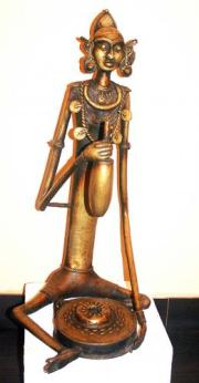 Dhokra Sculpture Bastar