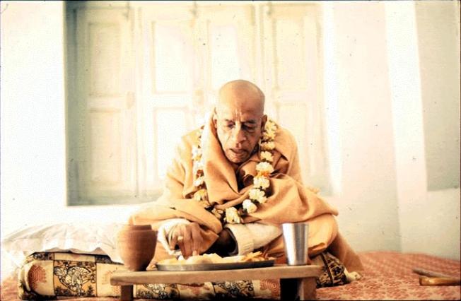 Bhakti Vedanta Swami Prabhupada