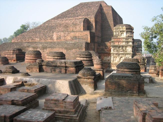 Nalanda University India Ruins Patna