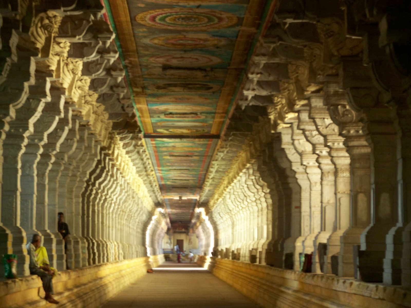 Thousand Pillars Hall