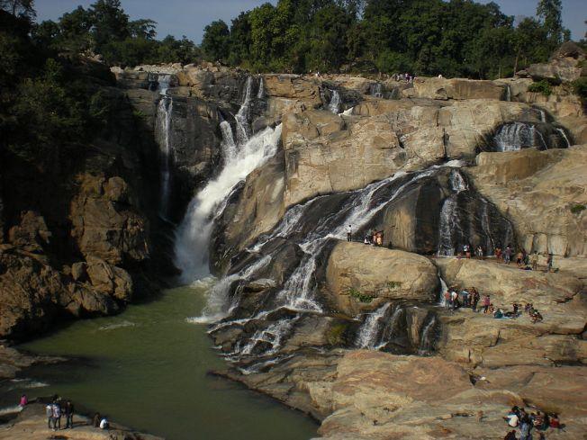 Falling Water From 144 feet