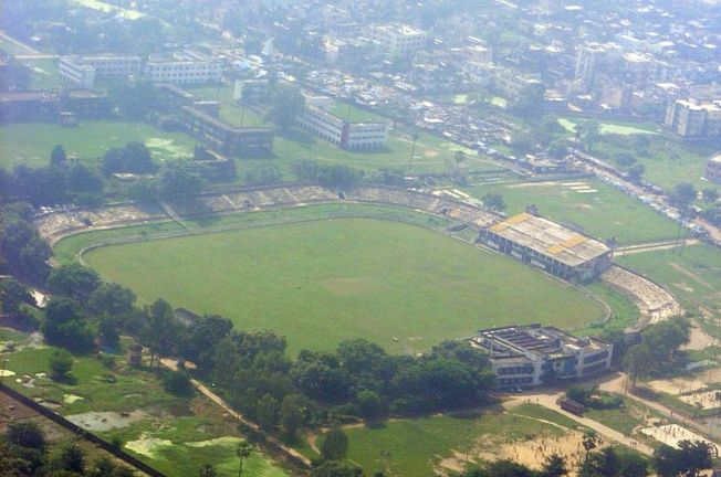 Moin-Ul-Haque Stadium In Patna