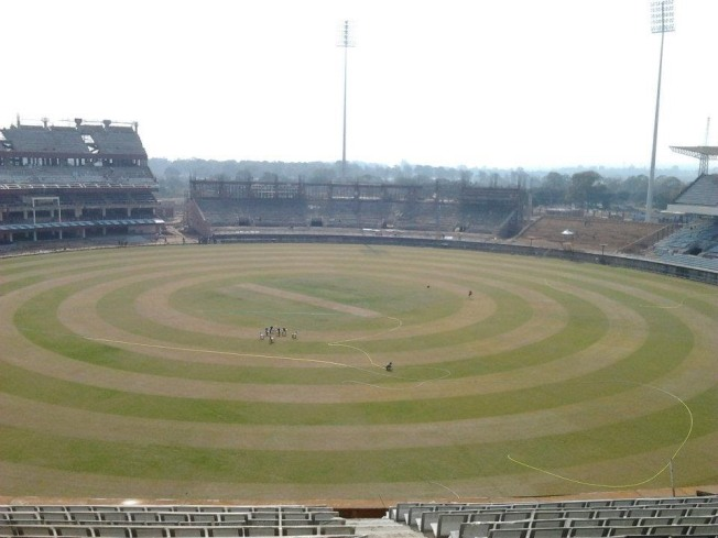 JSCA International Cricket Stadium Jharkhand