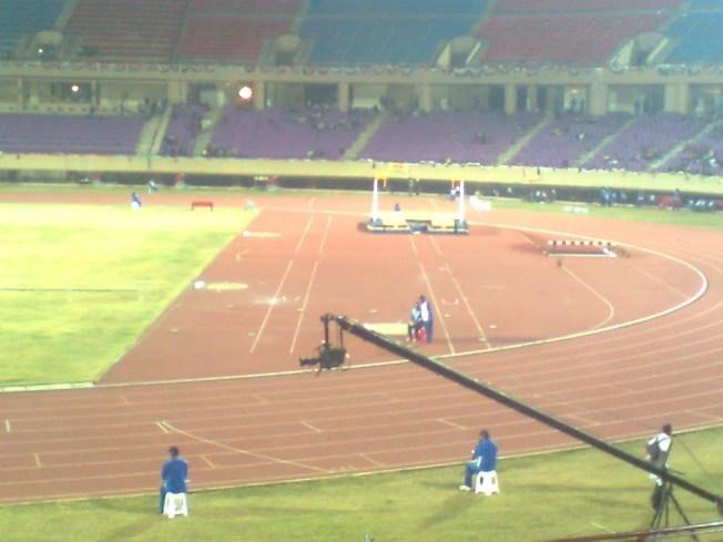 Mega Sport Complex Hotwar Jharkhand