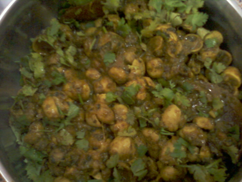 Ttraditional Jharkhand Cuisine Rugra