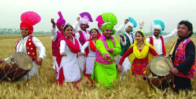 Baisakhi Festival Celebration In Haryana