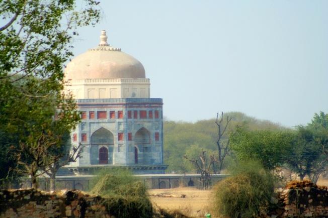 Tomb Of Shah Quli Khan Narnaul Haryana