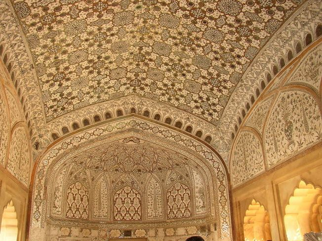 Amber Fort interior