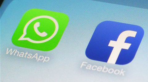 WhatsApp with Facebook