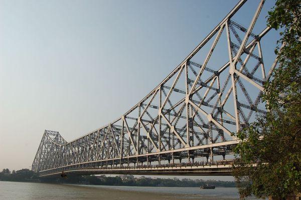 Rabindra Setu - Howrah Bridge