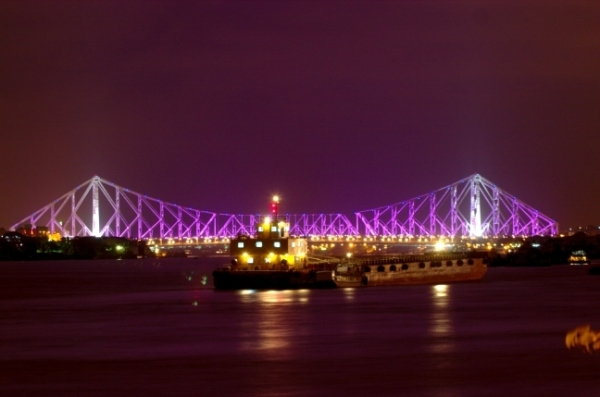 Howrah Bridge-landmark of Kolkata