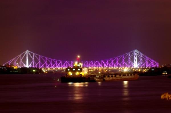 Howrah Bridge-landmark of Kolkata