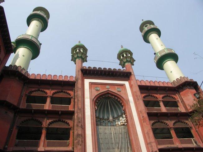 Nakhoda Masjid Kolkata