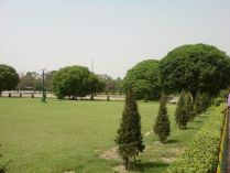 Garden At Memorial Kolkata