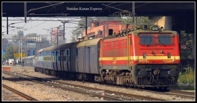 Nandan Kanan Express