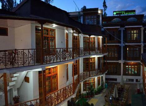Hotel Lasermo Leh