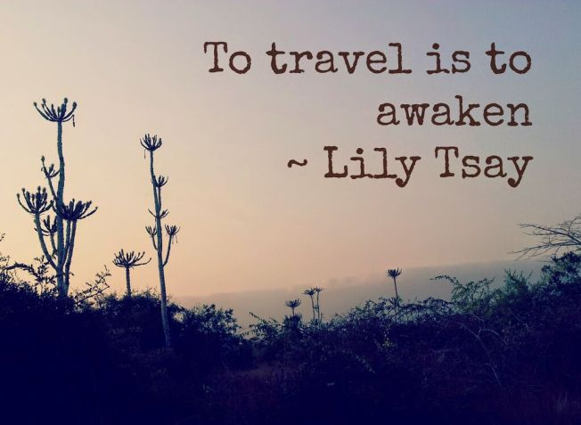 Travel Quotes | Image Resource : tidethatleft.blogspot.in