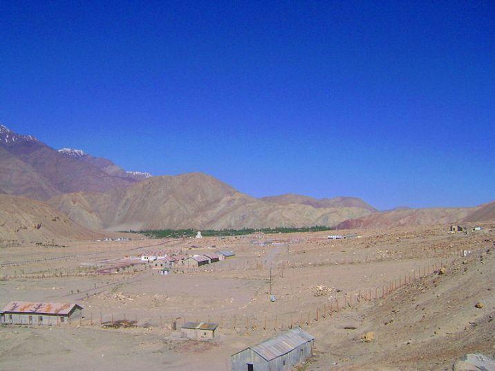 Nimu in Leh Ladakh