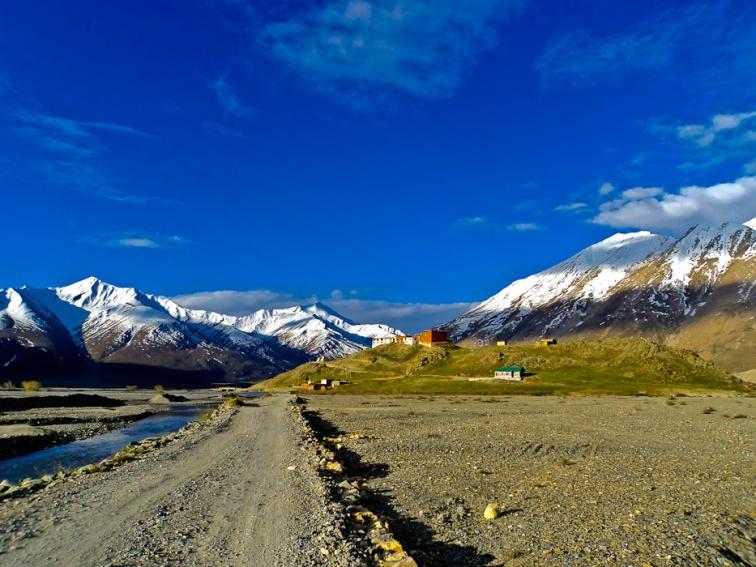 Rangdum Monastery Ladakh