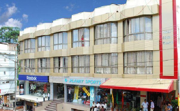 Hotel Silk Route Shillong