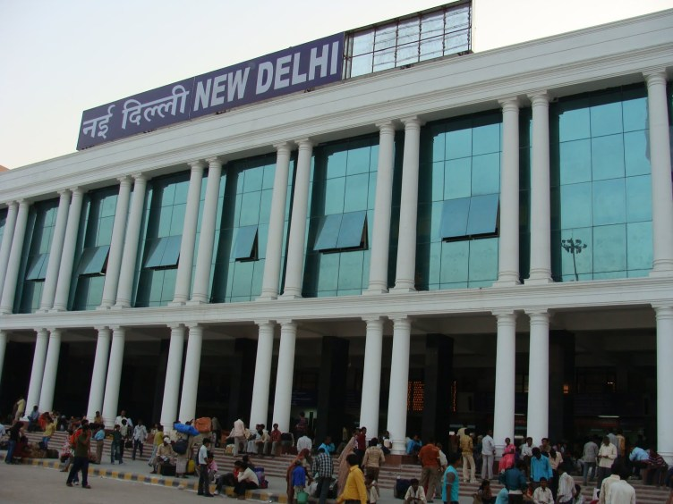 New Delhi Railway Station