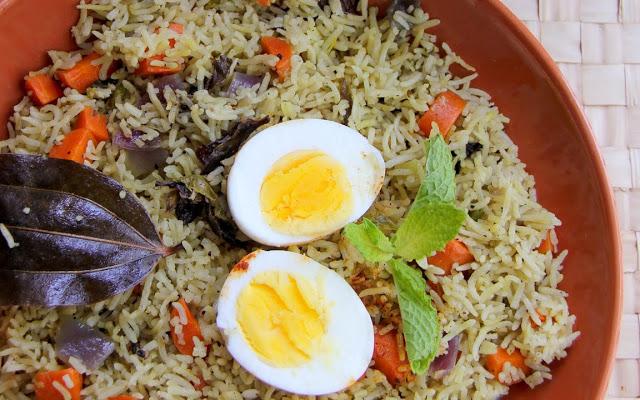 Jadoh Rice