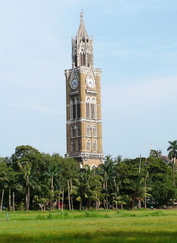 Rajabai Clock Tower Mumbai