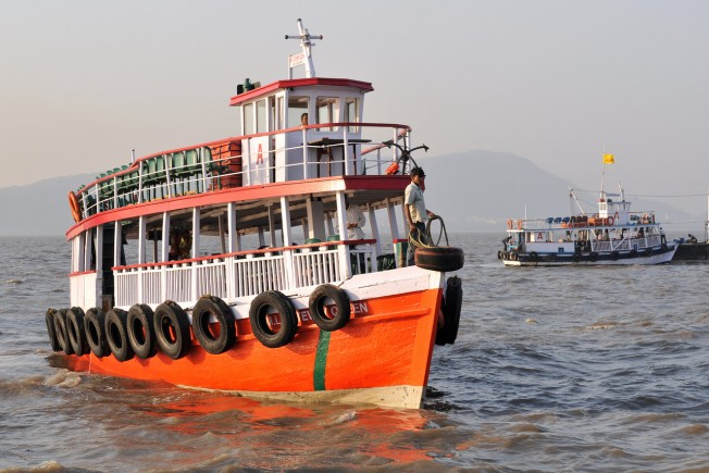 Ferry to Elephanta Island from Gateway of India