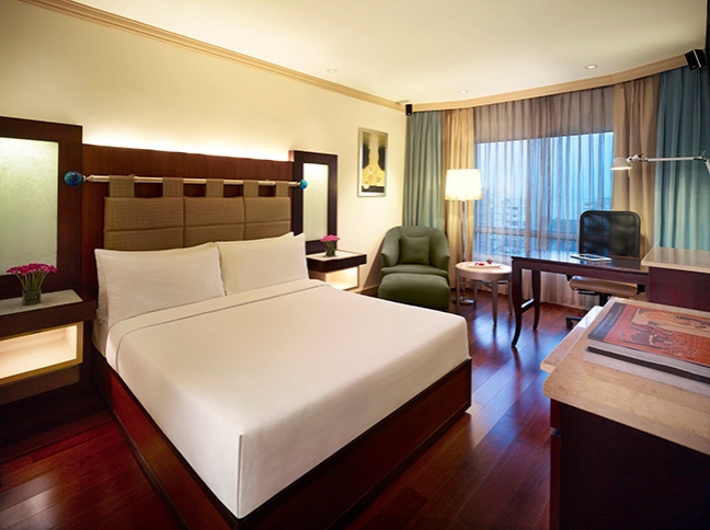 Vivanta by Taj President Mumbai - Superior Charm Room | Image Resource : vivantabytaj.com
